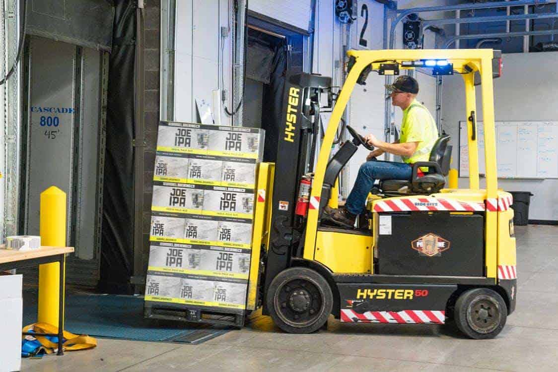 22 Different Types Of Forklifts For Indoor And Outdoor Work