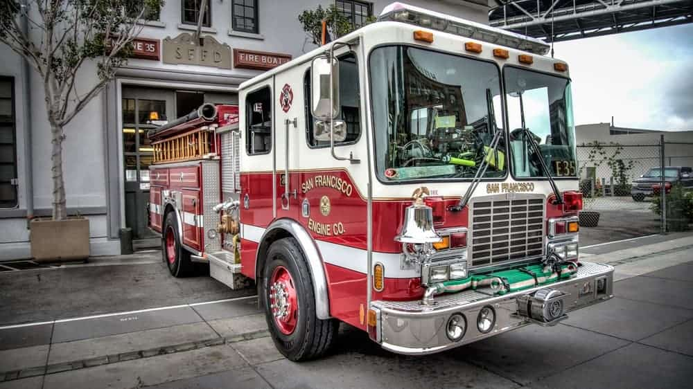 9 Different Types of Fire Trucks